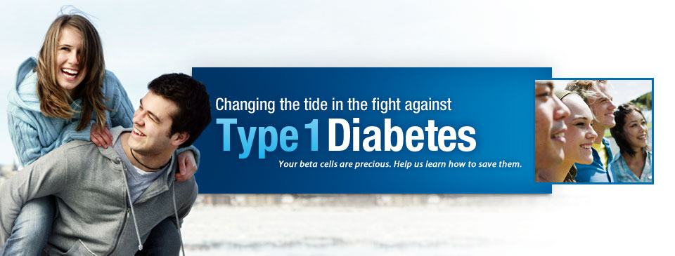 A clinical research trial for people recently diagnosed with type 1 diabetes